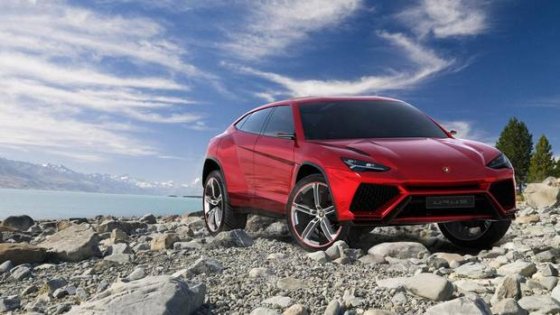 Lamborghini created a buzz with its exotic Urus SUV concept at the Beijing auto show in April, but a quarter of a century ago it generated a veritable hurricane of hyperbole when it launched its ancestral inspiration, the LM002, a sort of Countach-cum-monster-truck. (Lamborghini)