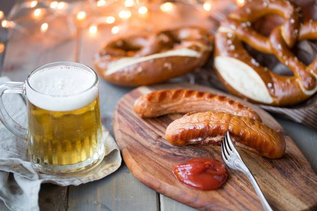 Now in its 20th year, Hong Kong's Bavarian festival is Asia's largest Oktoberfest event, drawing more than 50,000 visitors annually.