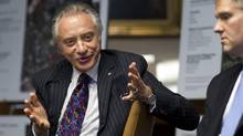 OLG chairman Paul Godfrey has run afoul of the new government. (Peter Power/The Globe and Mail)