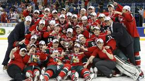 CHL: Mooseheads Beat Winterhawks To Win First-ever Memorial Cup