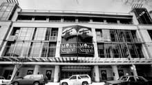 The Princess of Wales Theatre in April of 1993, just before the performing space officially opened with the musical Miss Saigon. The theatre is to be torn down. (Randy Velocci/The Globe and Mail)