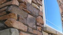 A sample of the manufactured stone offered by Kodiak Mountain Stone. (Company website)