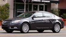 2011 Buick Regal (General Motors)