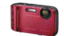 Sony's Cyber-shot TF1 camera is waterproof, shock-resistant, freeze proof, dust proof – maybe even kid proof.