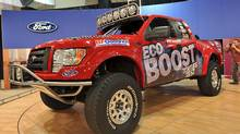 Ford unveiled the EcoBoost -equipped F-150 Off-Road Race Truck at the State Fair of Texas. (Ford Ford)