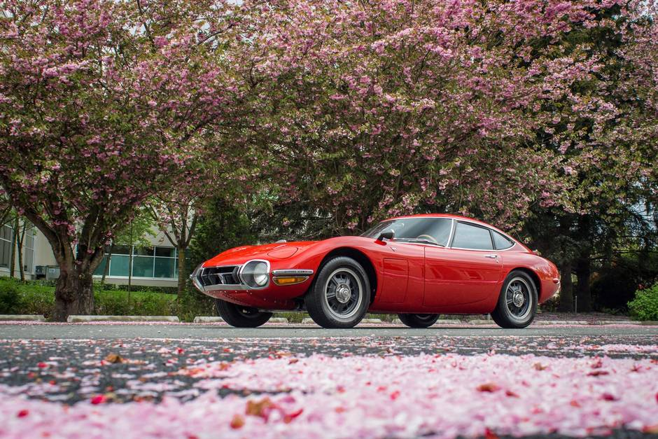 Collecting Classic Japanese Cars On The Rise As Jaguars Ferraris - Classic japanese cars