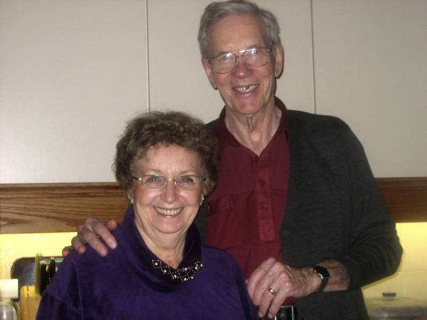 Lyle Thomas McCann, 78, and Marie Ann McCann, 77.