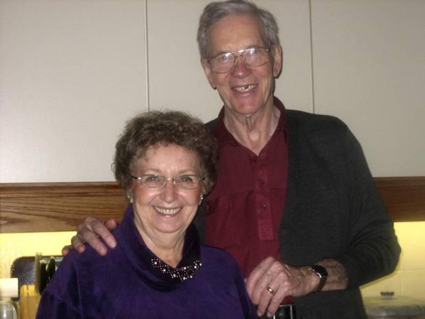 Lyle Thomas McCann, 78, and Marie Ann McCann, 77.