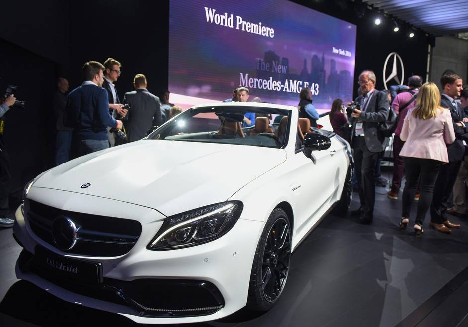 2017 benz amg c63 cabriolet is an open air beast the for Mercedes benz north america customer service