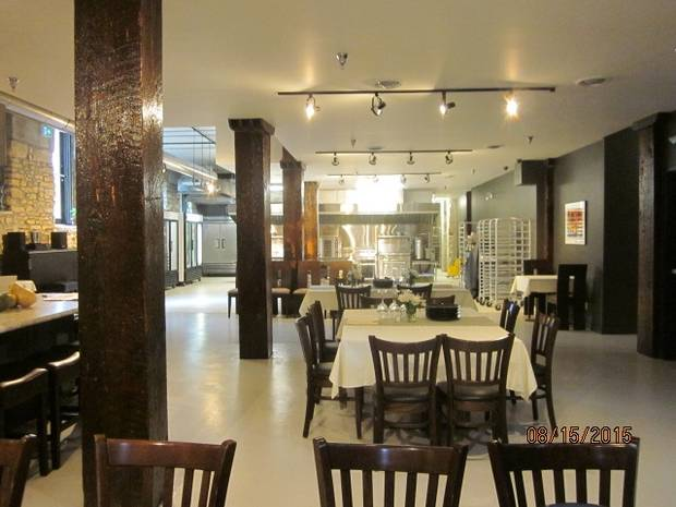 Sheila Bennett opened Kitchen Sync, a co-working kitchen, in Winnipeg's SHED District in May, 2015, her rationale being that if other professions could share office facilities, chefs could too.