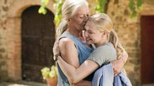 Vanessa Redgrave and Amanda Seyfried star in Letters to Juliet. (John P. Johnson/John P. Johnson)