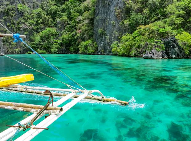 Northern Palawan, Philippines.