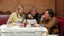 Greta Gerwig, Rhys Ifans and Ben Stiller: Gerwig perfectly captures a young woman who lacks a sense of self, while Stiller brings an innocence to the aging lost boy. (Wilson Webb/Wilson Webb)