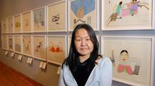 In 2006, Pootoogook won the Sobey Art Award