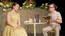 Stewart Lemoine's The Exquisite Hour, The Factory Theatre credit as Max B Telzerow April, 2012