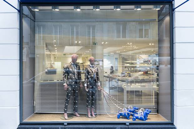 Over two decades there have been more than 2,100 displays at Colette.