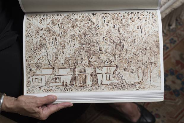 Vincent Van Gogh: The Lost Arles Sketchbook reveals an unknown collection of 65 Van Gogh drawings done in Provence from spring 1888 to spring 1889.