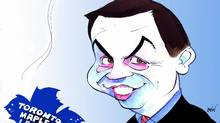 Tim Hudak (Anthony Jenkins/The Globe and Mail)