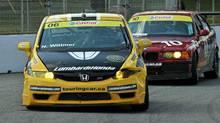 Nick Wittmer. (Canadian Touring Car Championship)