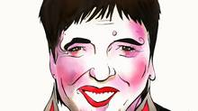 Habits Illustration. Eve Ensler. Credit: Anthony Jenkins / The Globe and Mail (Anthony Jenkins/The Globe and Mail)