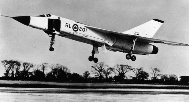 considered at the time the most advanced supersonic interceptor aircraft in the world the avro