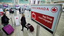 Air Canada stock was the best performer on the S&P/TSX Composite Index, rising more than 300 per cent in 2013. (Ben Nelms/Bloomberg)