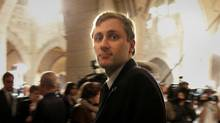 Conservative MP Brad Trost is seen in an October 2004 file photo. (Bill Grimshaw/Bill Grimshaw for The Globe and Mail)