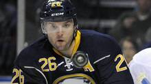 Former Buffalo Sabres left winger Thomas Vanek (Associated Press)