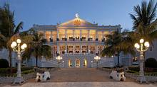 Once home to Indian royalty, the Taj Falaknuma guarantees that every room comes with a butler.