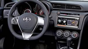 Inside the 2011 Scion tC