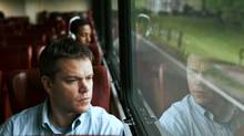 "Matt Damon in a scene from ""Promised Land"" (AP)"