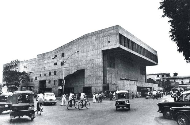 Pritzker Prize 2018 Premabhai Hall