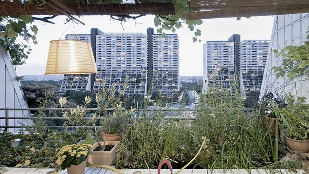 In Vienna, 60 per cent of the population lives in social housing projects and there is no shortage of publicly subsidized, rent-controlled units.