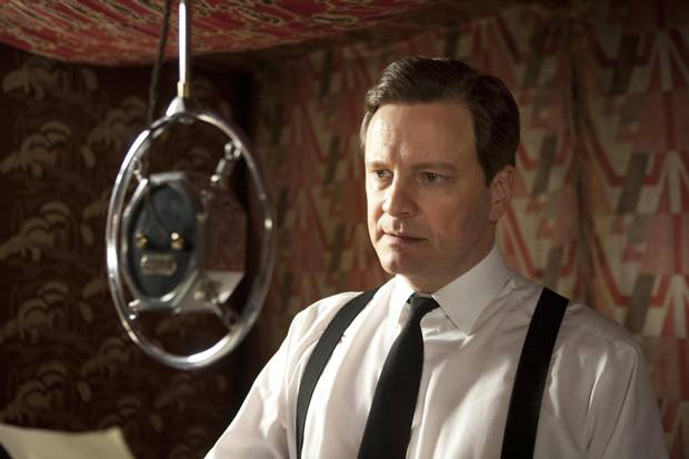 The King's Speech, starring Colin Firth, won the Oscar for best picture in 2011.