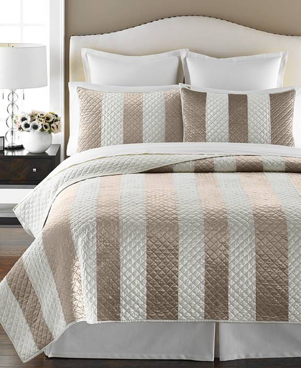 Of the bedroom, Martha Stewart asks: 'What makes a comfortable bed? What is good mattress construction and what is the comfortable sheet? How many pillows do you really need? We spend so much time taking pillows off the bed and putting them on the floor … Just go to bed.'