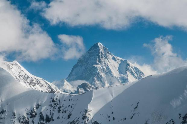 The main obstacles to climbing K2 in winter are the wind and the freakish cold.