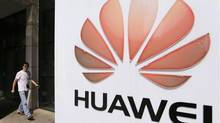 Since the 1980s, Huawei and other fast-growing aspiring multinationals have been studying best practices, giving them a Chinese twist and then using them to compete against the international companies that developed them. (DARLEY SHEN/REUTERS)