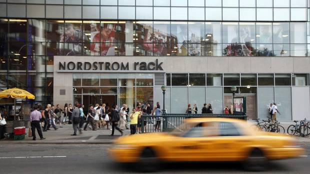 Nordstrom Rack is our off-price store. Many of the items are sent from our full-line Nordstrom store and others are sent straight from our vendors. We're able to do .