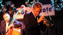 Chris Botti performs at the Blue Note, Nikki Yanofsky's favourite club.