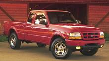 1999 Ford Ranger. (Ford FORD)