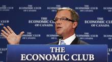 Saskatchewan Premier Brad Wall has undertaken an aggressive campaign for a rejection of the BHP bid for Potash Corp. (MARK BLINCH/Mark Blinch/Reuters)