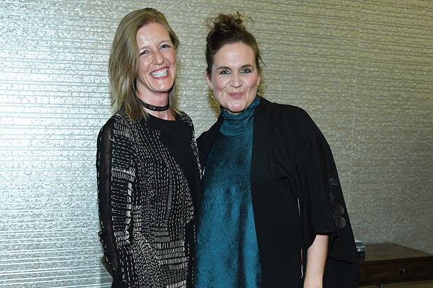 Shani Hinton and Sophie Fiennes.