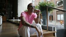 Karim Rashid, an Egyptian-Canadian industrial designer, is seen here in this 2007 file photo. (Arantxa Cedillo for The Globe and Mail/Arantxa Cedillo for The Globe and Mail)