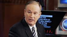 Fox News commentator Bill O'Reilly (Jeff Christensen/AP)