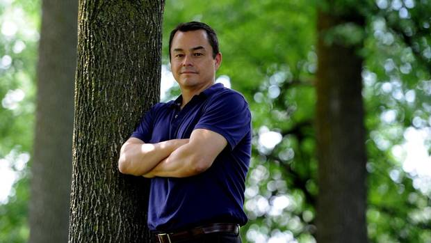 Assembly of First Nations Chief Shawn Atleo in Ottawa on June 21, 2012.