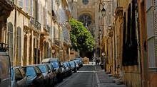 Aix-en-Provence in southern France (Philip Lange/Getty Images/Hemera)
