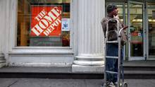 Home Depot store in New York