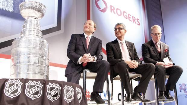 Seven milestones in Rogers corporate history