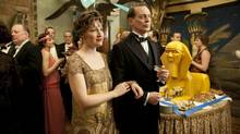 Nucky (Steve Buscemi) and Margaret (Kelly Macdonald) throw quite a party. (Macall B. Polay/HBO)