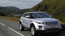 2013 Range Rover Evoque (Land Rover)